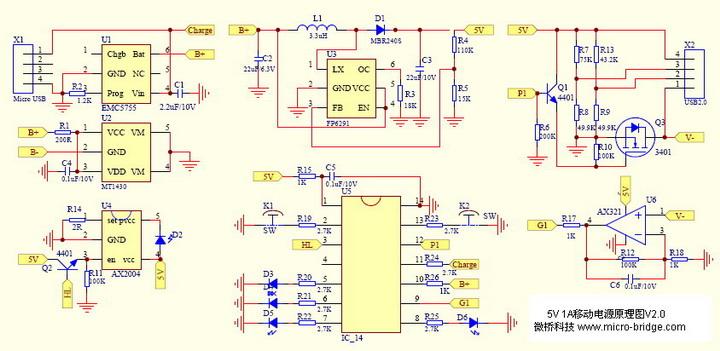 地图 电路 电路图 电子 原理图 720_351